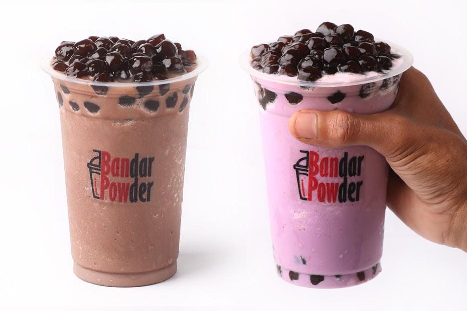 Supplier Minuman Boba Bubble Drink di Tangerang Terlengkap - Bandar Powder