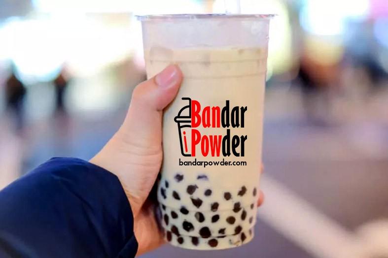 Supplier Minuman Bubble Drink Jakarta Murah dan Terlengkap - Bandar Powder