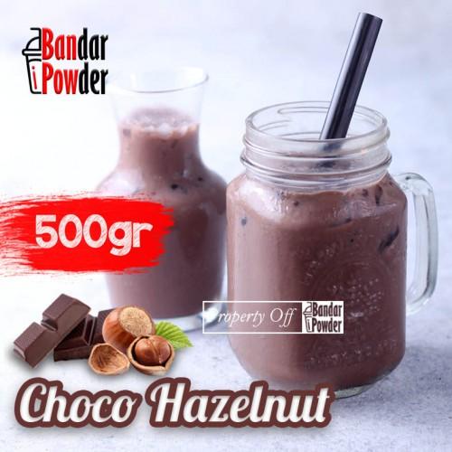 Choco Hazelnut Jual Bubuk Minuman Coklat Bandar Powder 500gr - Bandar Powder