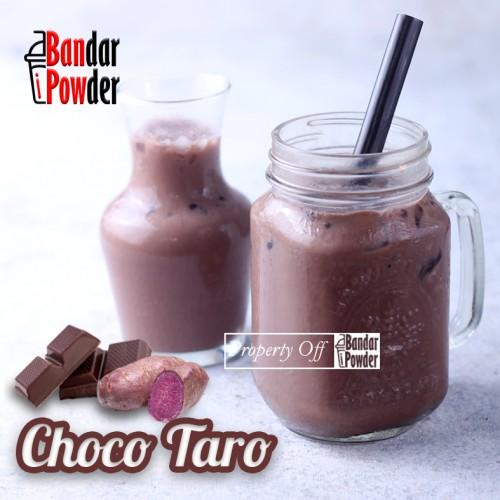 Choco taro 1kg Jual Bubuk Minuman Coklat Bandar Powder - Bandar Powder
