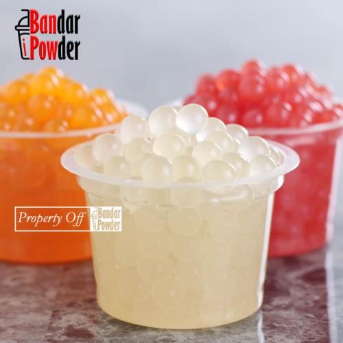 Jual Jual Popping Boba Lychee - Bandar Powder