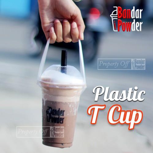 Jual Plastic T Cup - Bandar Powder