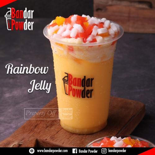 Rainbow Jelly Bandar Powder cup jual murah - Bandar Powder