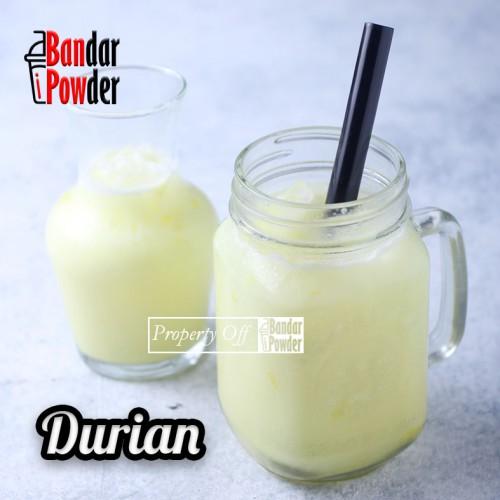 durian bubuk minuman rasa buah aneka rasa bandar powder  - Bandar Powder