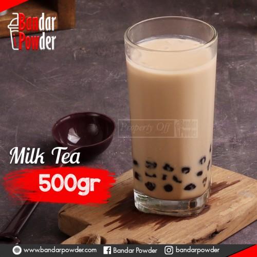 jual bubuk milk tea 500gr powder termurah di indonesia jakarta tangerang balaraja cikupa karawaci ciledug bandung depok semarang - Bandar Powder
